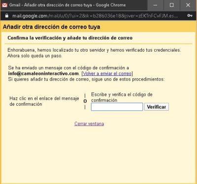 ¿Cómo configurar una cuenta de correo corporativo con gmail?