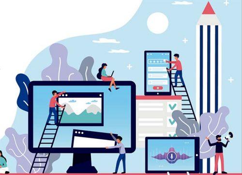 Desarrollo de aplicaciones móviles y páginas web