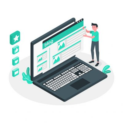 Blog camaleon interactivo
