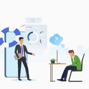aplicación móvil servicios profesionales